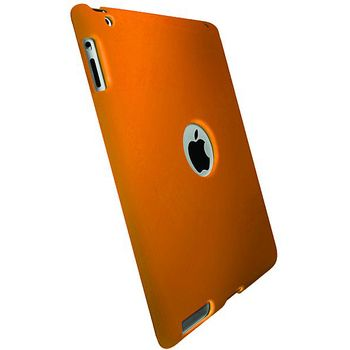 Krusell pouzdro ColorCover - iPad 4th/Apple Nový iPad/iPad 2 - oranžová