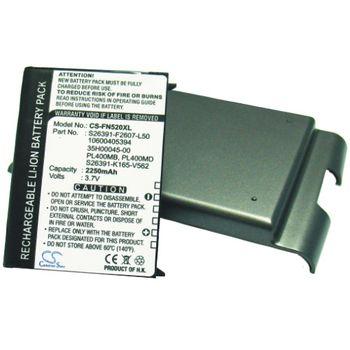 Baterie pro Fujitsu Siemens Loox N560, 2250mAh, Li-ion
