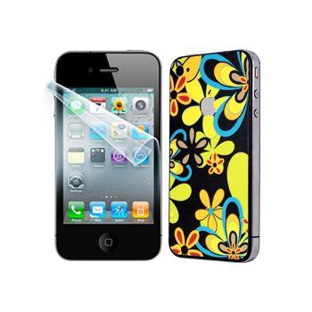 Fólie ScreenShield iPhone 4S ochrana displeje-displej+voucher na skin