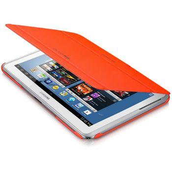 Samsung polohovací pouzdro EFC-1G2NO pro Galaxy Note 10.1. (N8000/N8010), oranžová