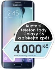 Samsung Galaxy S6 edge+ G928F 32GB Black Sapphire - akce 4 000 Kč zpět!