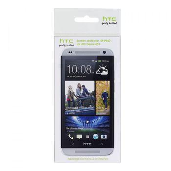 HTC ochranná fólie na displej pro Desire 601, 2ks, čirá
