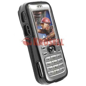 Krusell pouzdro Classic - Nokia N6233, N6234