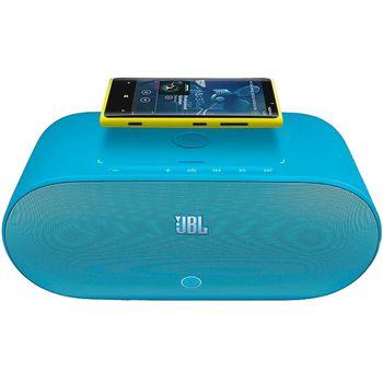 Nokia Bluetooth reproduktor MD-100W (JBL PowerUp), azurová