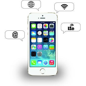 Nastavení připojení k internetu, pošty, GPRS, ...