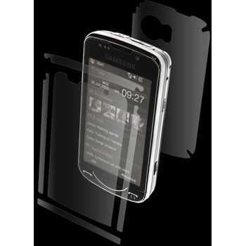 Fólie InvisibleSHIELD Samsung Omnia Pro B7610 (celé tělo)