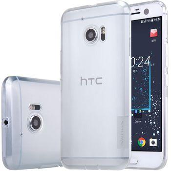 Nillkin pouzdro Nature TPU pro HTC 10, transparentní