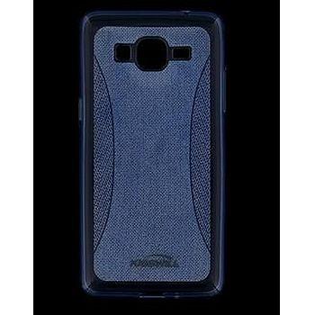 Kisswill TPU Shine pouzdro pro Samsung G530 Galaxy Grand Prime, modré