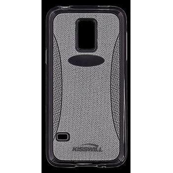Kisswill TPU Shine pouzdro pro Samsung G800 Galaxy S5mini, transparentní