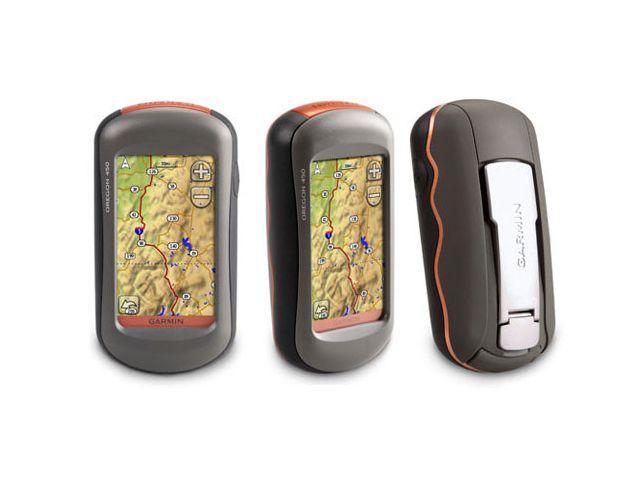obsah balení Garmin Oregon 450 + Topo Czech + microSD + Solární nabíječka Solarmonkey-Adventurer