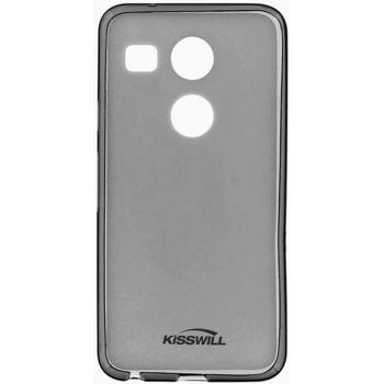 Kisswill TPU pouzdro pro LG Nexus 5x, čiré