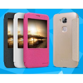 Nillkin pouzdro Sparkle S-View pro Huawei G8, bílé