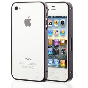Esperia bumper pro Apple iPhone 4/4S, černý