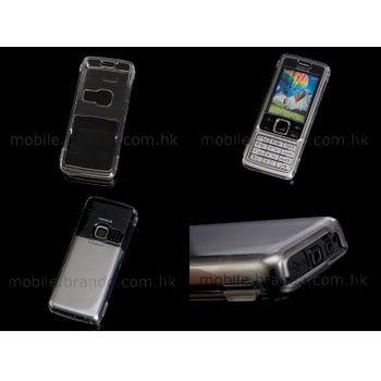 Transparentní pouzdro Brando Crystal - Nokia 6300