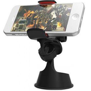ExoMount 2 držák do auta na chytré telefony, černá