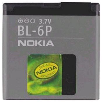 Baterie Nokia BL-6P pro Nokia 6500 classic, 7900, 830mAh