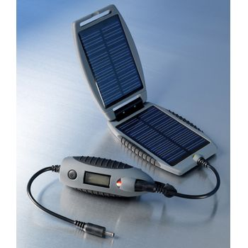 Solární outdoorová záložní nabíječka Powermonkey-eXplorer (šedá) - Předváděcí - záruka 24 měsíců