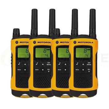 Motorola TLKR T80 Extreme, Quadpack