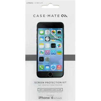 Case Mate ochranná fólie na displej pro Apple iPhone 6 Plus, 2ks, protiotisková