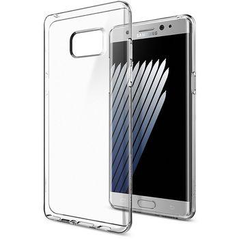 Spigen ochranný kryt Liquid pro Galaxy Note 7, čiré