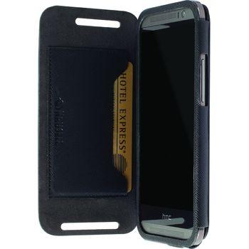 Krusell pouzdro FlipCase Malmö - HTC One (M8), černá