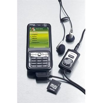 Nokia N73 - Music Edition černá 2GB