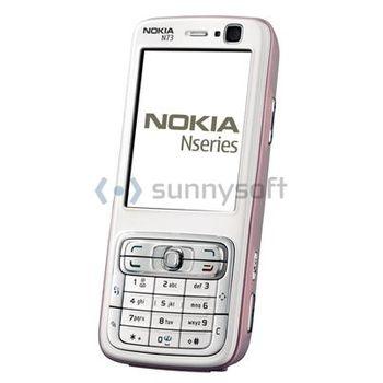Nokia N73 - Pink