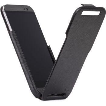 Case Mate flipové pouzdro Signature Flip pro HTC One M8, černá