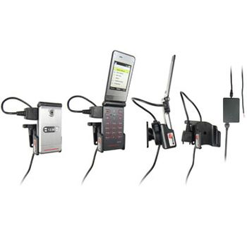 Brodit držák do auta pro Sony Ericsson Z770i se skrytým nabíjením v palubní desce
