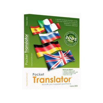 Pocket Translator 2004 (D) slovník němčina pro PALM OS