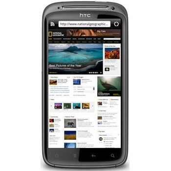 HTC Sensation - nepoužitý, 100%stav, plná záruka