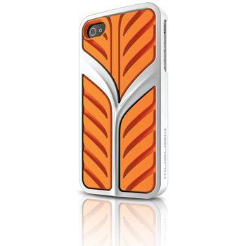 Musubo pouzdro Eden pro Apple iPhone 4/4S - oranžové