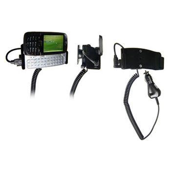 Brodit držák do auta pro HTC S710 Vox, horizontální s nabíjením