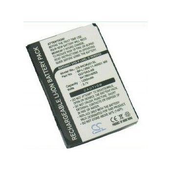 Baterie Mio A201, A180, Yakumo Delta X (1250mAh)