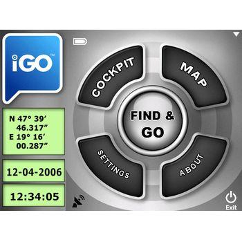 iGO Evropa 2006 navigace na SD kartě - doprodej