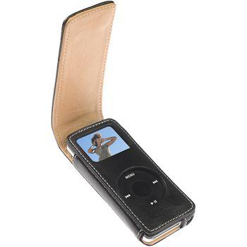 Krusell pouzdro Music - Apple iPod Nano - černá