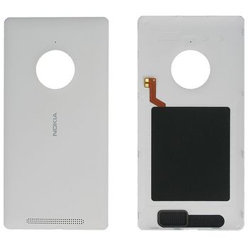 Náhradní díl kryt baterie vč. NFC pro Nokia Lumia 830, bílý