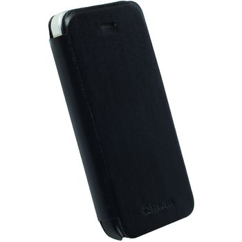 Krusell pouzdro FlipCover Donso - Apple iPhone 5/5S/5C, černá 75560