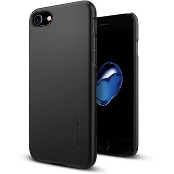 Spigen ochranný kryt Thin Fit pro iPhone 7, černá