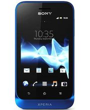 Sony Xperia Tipo (ST21i) - modrá