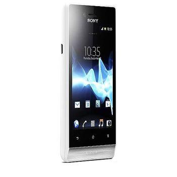 Sony Xperia miro + Sony SmartWatch Android hodinky