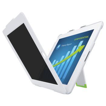Leitz Complete kryt se stojánkem a privátním horizontálním filtrem pro iPad2 a novější, bílá