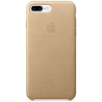 Apple kožený kryt pro iPhone 7 Plus, žluto hnědý