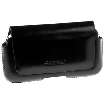 Krusell pouzdro Hector - M - HTC Diamond, Nokia C5/6303/N85, SE Vivaz 110x51x12mm (černá)