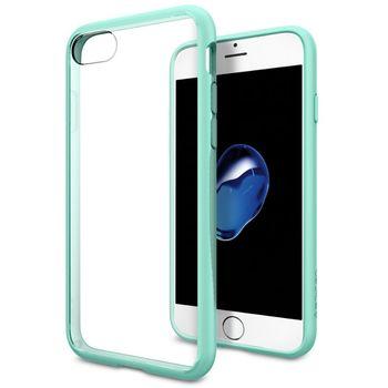 Spigen ochranný kryt Ultra Hybrid pro iPhone 7, tyrkysová