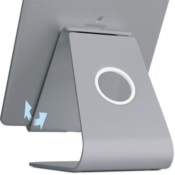 Rain Design mStand Tab Plus stojan pro tablet, šedý