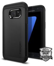 Spigen pouzdro Tough Armor pro Galaxy S7, černé