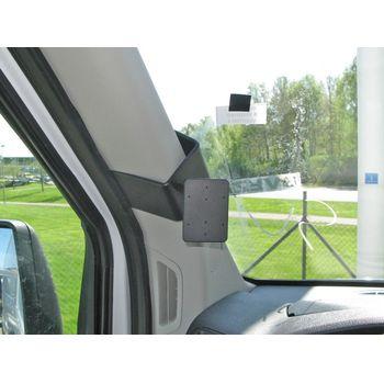 Brodit ProClip montážní konzole pro Ford Transit 14-16, vlevo na sloupek
