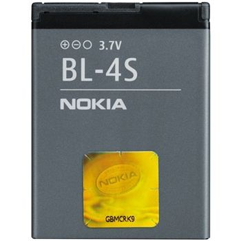Nokia Baterie BL-4S pro Nokia 2680s, 3600s, 3710f, 7020, 7100s, 7610, 860mAh
