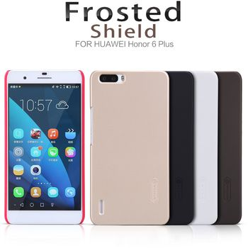 Nillkin zadní kryt Super Frosted pro Huawei Honor 6 Plus, zlatý